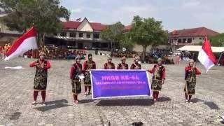 BHAYANGKARI POLRES BANGKA TENGAH LOMBA SENAM MAUMERE #TRIBRATA NEWS