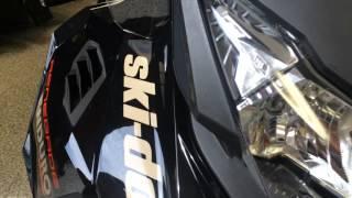 8. 2016 Ski-Doo Renegade Enduro 600 E TEC