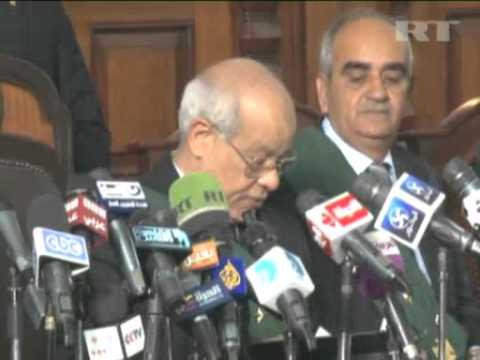 Jan 13, 2013 Egypt_Egyptian court orders Mubarak retrial