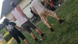 Video Víčko - Převrat (9.7.2016 Hájenka - Live)