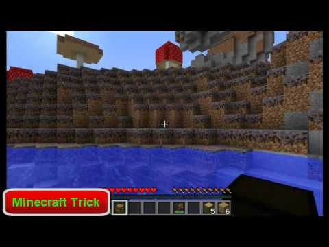 [Minecraft Trick] Seed เจ๋งๆของมายคราฟ