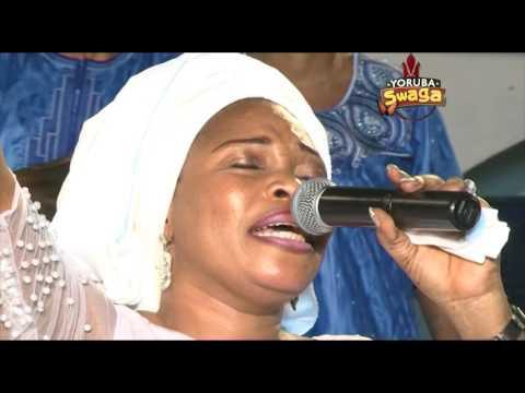 TOPE ALABI MARATHON PRAISES  OLUBORI HAVILAH MOUNTAIN OF FIRE. Producer BAYOWA GBENGA ADEWUSI