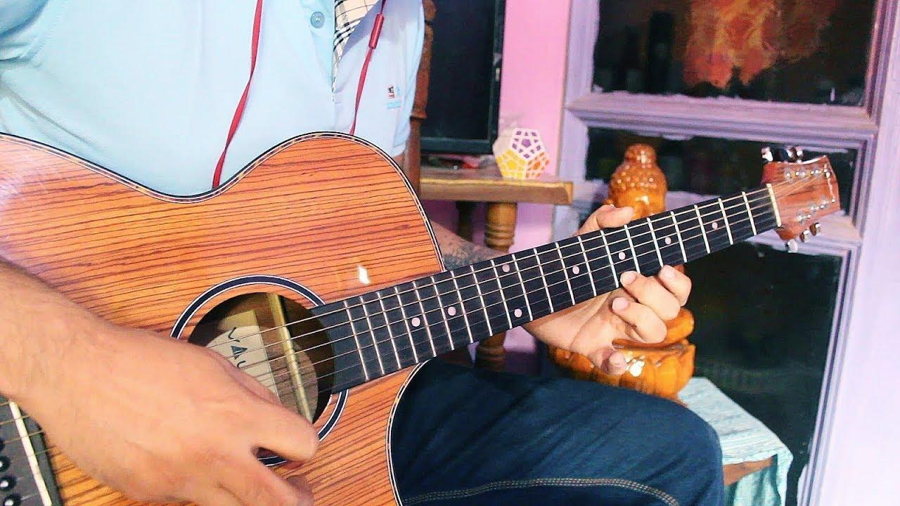 TERE NAAM Full Guitar Tabs – Sad Version | Guitar Cover & Lesson