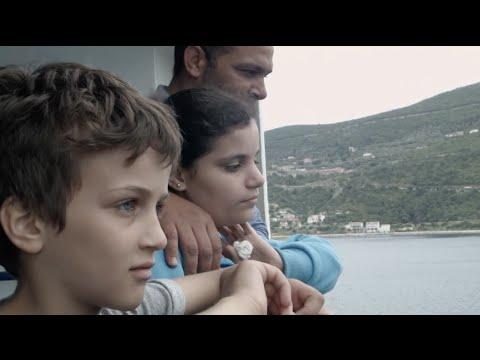 اليونان: الفرار إلى جزيرة ساموس