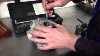 9. How to Measure Piston to Cylinder Clearance