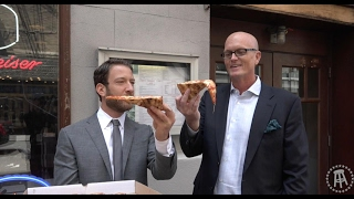 Barstool Pizza Review - Johns Of Time Square With Special Guest Scott Van Pelt