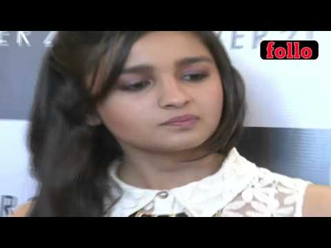 Woah! Alia Looses Her Temper On Being Joked About!