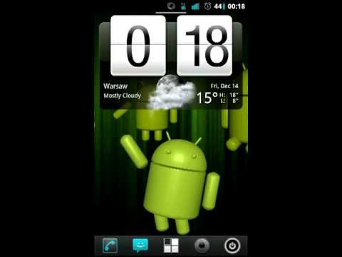 Video of Hello Android™! Live Wallpaper