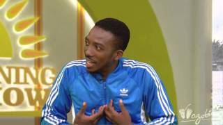 Gudu Morning Naija Show - Bovi (interview) | Wazobia Tv