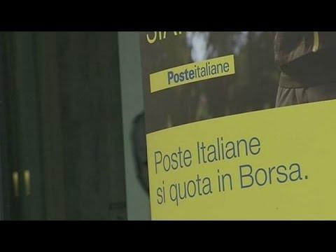Ιταλία: αποκρατικοποίηση του Ταχυδρομείου για μείωση του χρέους – economy
