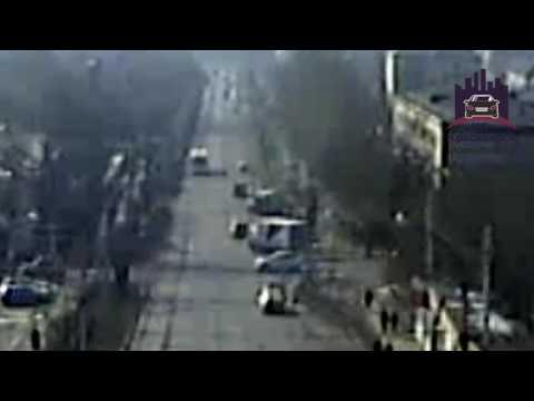 Ул. Аэровокзальная 18.03.2017 - DomaVideo.Ru