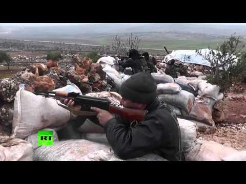 Армия Сирии прорвала четырехлетнюю блокаду городов на севере страны (видео)
