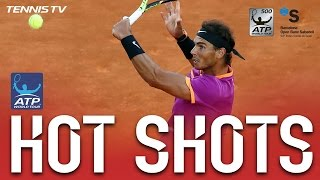 Rafael Nadal Fights Off Chung Challenge To Reach Semifinals In Barcelona