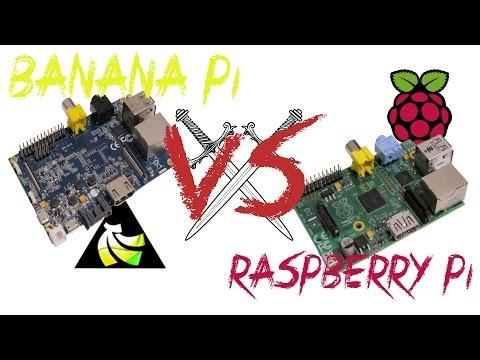 pi - Twitter: https://twitter.com/GreatScottLab Facebook: https://www.facebook.com/greatscottlab Banana Pi: http://amzn.to/1AjhJDT Raspberry Pi (B+): http://amzn....