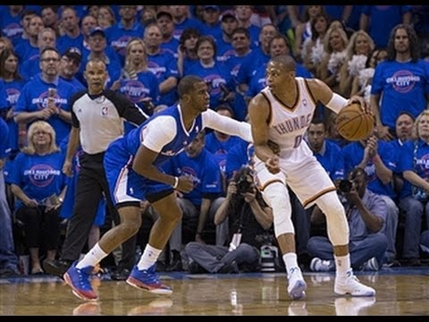 NBA Nightly Highlights: May 5th