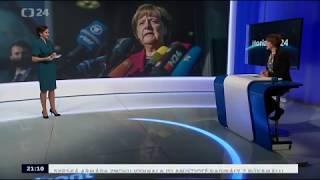 Vyjednávání o nové německé vládě