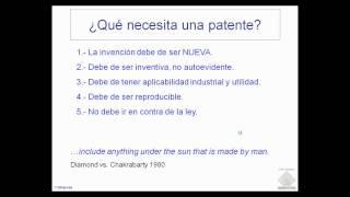 Umh1399 2012-13 Lec001-2b Patentes Y Biotecnología Industrial