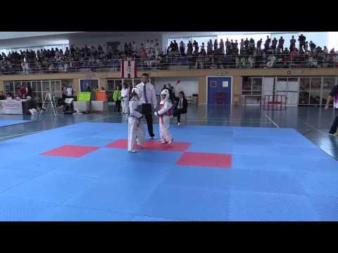 Taekwondo Fase Final JDN Combate Berriozar (4)