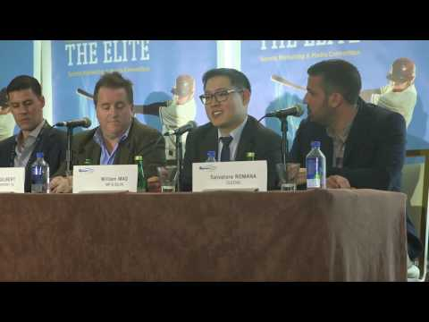 "SPORTELTech Panel I: ""OTT Sports and the Americas"""