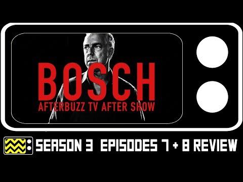 Bosch Season 3 Episodes 7 & 8 Review w/ DaJuan Johnson | AfterBuzz TV