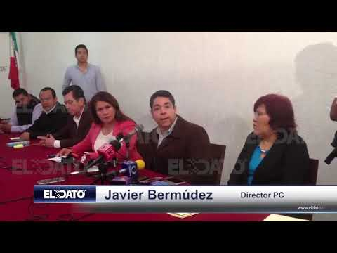 ALERTA PC ESTATAL POR INCREMENTO DE LLUVIAS