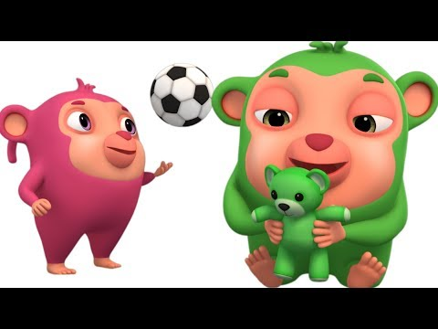 Teddy Bear Teddy Bear | Animinies Nursery Rhymes | Kids Songs & Baby Rhymes