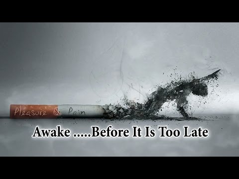 Smoking and Drinking Addiction???  Awake Before It Is Too Late -Trailor : prernamurti bharti shriji