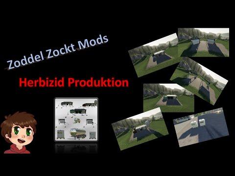 Herbicides Production Package v1.0.0.0