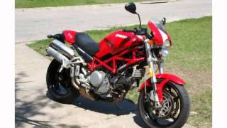 9. 2007 Ducati Monster S2R 800 Details and Transmission