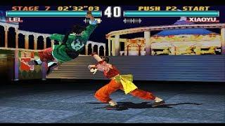 Video [TAS] Tekken 3 - Lei Wulong download in MP3, 3GP, MP4, WEBM, AVI, FLV January 2017