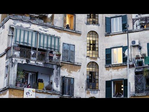 Ιταλία: Μουσική το «φάρμακο» για την καραντίνα