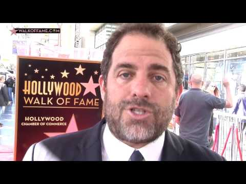 Brett Ratner Walk of Fame Ceremony