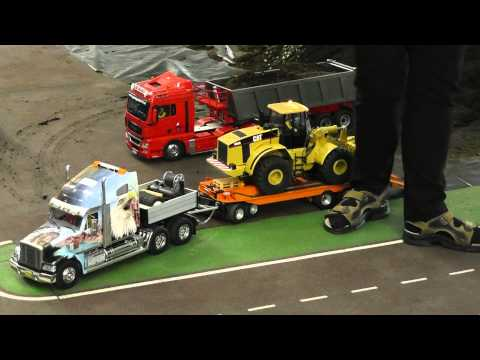 MODEL HOBBY 2012 (RC cars, trucks, trains, boats) - PVA Prague Letnany
