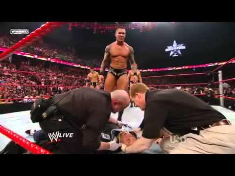 Video Wwe randy Orton RKOs Triple H's wife download in MP3, 3GP, MP4, WEBM, AVI, FLV January 2017