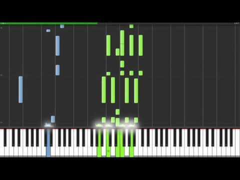 Wham! - Wake Me Up Before You Go-Go Piano Tutorial (100% Speed + Midi)