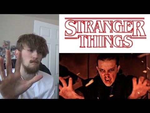 Stranger Things Season 2 Episode 9 (FINALE) - 'Chapter Nine: The Gate' Reaction