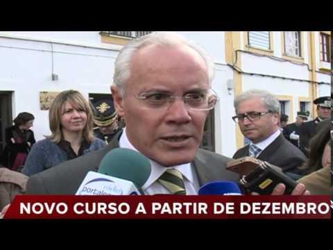 MINISTRO GARANTE ESCOLA DA GNR EM PORTALEGRE E ANUNCIA NOVO CURSO