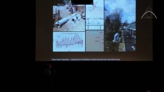 Speech Mike Taylor - Project WWF UK's living planet center | Archmarathon 2016