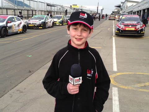 Lewis Maundrell -  2014 Show Reel. Young Sports Presenter & Commentator