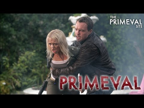 Primeval: Series 5 - Episode 1 - Connor Temple is Ambushed by a Giant Future Burrowing Insect (2011)