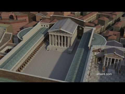 archeologia - il foro di augusto