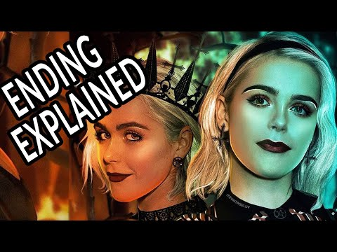 CHILLING ADVENTURES OF SABRINA Season 4 Ending Explained! Is It Really Cancelled? Part 5 Theories!