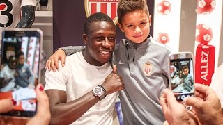 Video Mendy & Dirar au plus près des fans !  - AS MONACO MP3, 3GP, MP4, WEBM, AVI, FLV Mei 2017