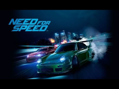 Need For Speed (2015) All Cutscenes Game Movie