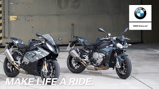 10. IN THE SPOTLIGHT: The new BMW S 1000 R and BMW S 1000 RR