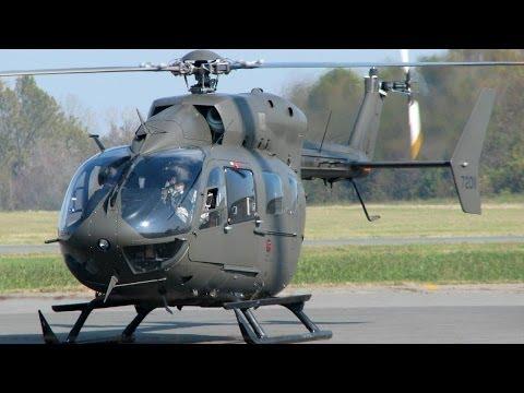 UH-72 ラコタ (Lakota)  ユーロコプターEC-145の軍用機版であり、EADSの子会社であるアメリカン・ユーロコプターで生産され、2006年からアメリカ陸軍で運用されている軽量多目的ヘリコプター。 ラコタの愛称は、アメリカ先住民のスー族の別称に由来。...