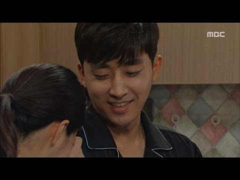 [Windy Mi-poong] 불어라 미풍아 28회 - Son Ho Joon♥Lim ji-yeon have good time in kitchen! 20161127