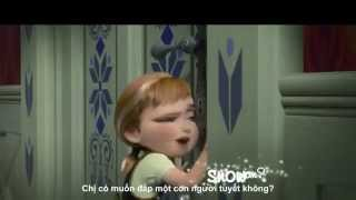 Lyrics+Vietsub Do You Want To Build A Snowman   from Frozen HD Video