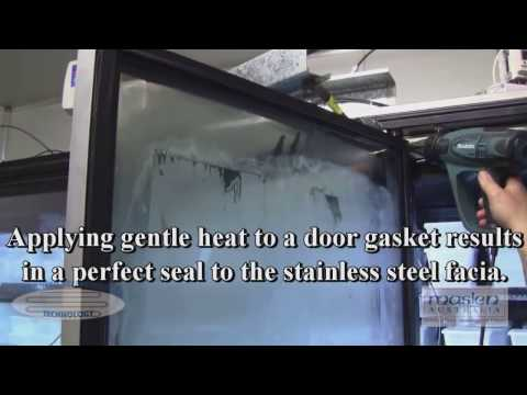 ARTmaslen - How to obtain a perfect seal on a door gasket.