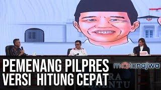 Video Suara Penentu: Pemenang Pilpres Versi Hitung Cepat (Part 1) | Mata Najwa MP3, 3GP, MP4, WEBM, AVI, FLV April 2019
